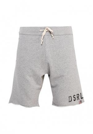 Шорты спортивные Denim & Supply Ralph Lauren. Цвет: серый
