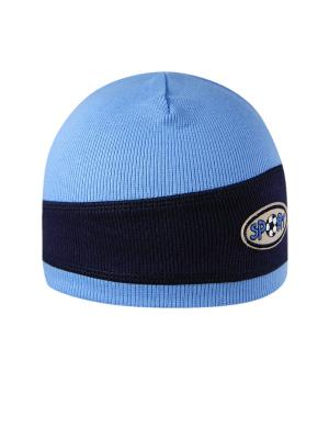 Шапка Elo-Melo. Цвет: голубой