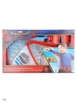 Игровой набор паутинные крылья Spider-Man. Цвет: синий, красный