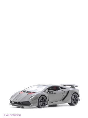1:24 BB Машина LAMBORGHINI Sesto Elemento металл. Bburago. Цвет: серый, серый меланж