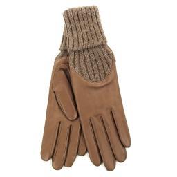 Перчатки  CECILIA/AGN/W серовато-коричневый AGNELLE