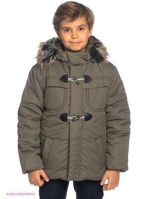 Куртка Stillini. Цвет: серый