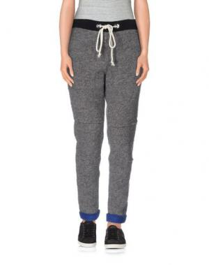 Повседневные брюки AVN. Цвет: серый