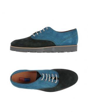Обувь на шнурках OPENING CEREMONY. Цвет: темно-зеленый