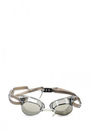 Очки для плавания MadWave. Цвет: серый