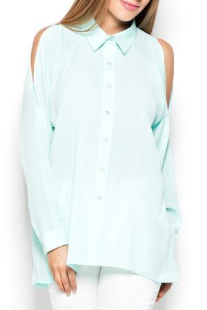 Рубашка KATRUS. Цвет: mint