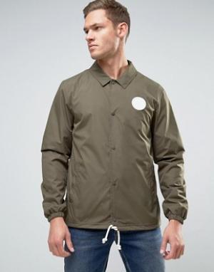 Jack & Jones Спортивная куртка Originals. Цвет: зеленый