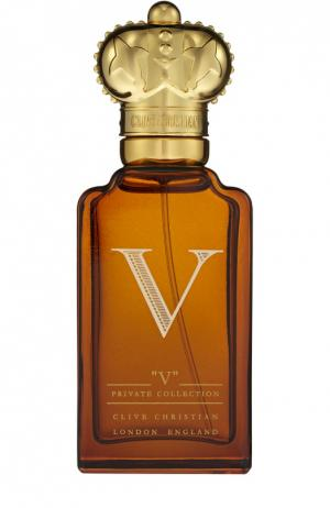 Парфюмерная вода V for Men Clive Christian. Цвет: бесцветный