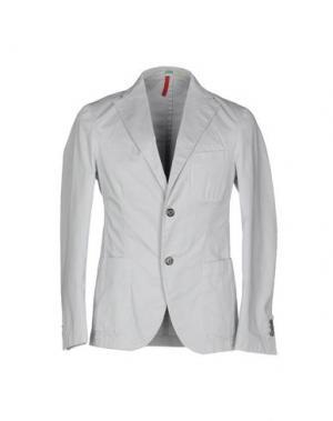 Пиджак BARONIO. Цвет: светло-серый