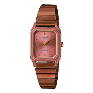 Часы  Collection 65209 Lq-400R-5A Brown/Pink Casio. Цвет: коричневый,розовый