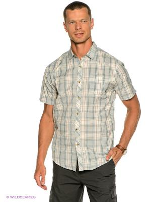 Рубашка Hodges Ss Woven BILLABONG. Цвет: серый