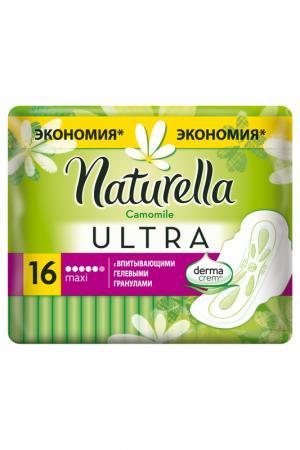 Прокладки  Ultra 16 шт NATURELLA. Цвет: none