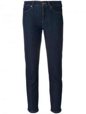 Piera cropped jeans Cambio. Цвет: синий