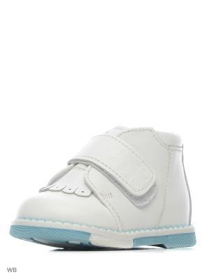 Ботинки ТАШИ ОРТО. Цвет: белый