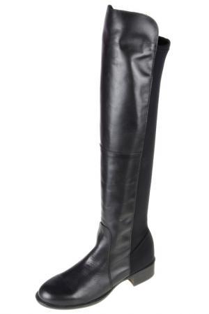 High boots Sienna. Цвет: black