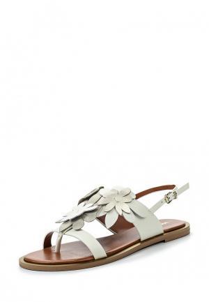 Сандалии Max&Co Max&Co. Цвет: белый