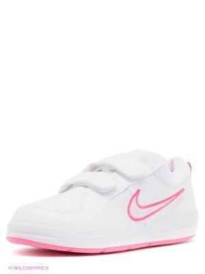 Кроссовки PICO 4 (PSV) Nike. Цвет: бледно-розовый, белый