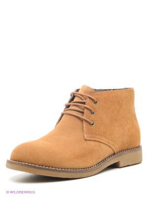 Ботинки Dali. Цвет: светло-коричневый