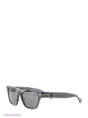 Солнцезащитные очки TM 528S 01 Opposit. Цвет: серый