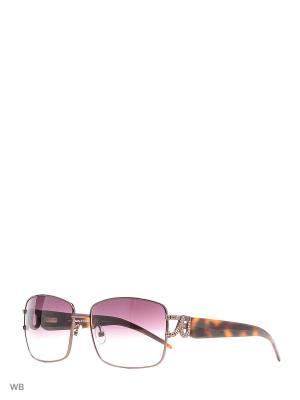 Солнцезащитные очки RC 521 03 Roberta di Camerino. Цвет: коричневый