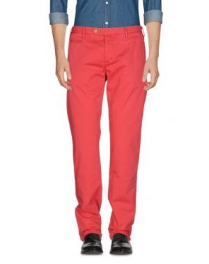 Повседневные брюки COCHRANE. Цвет: красный