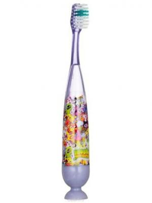 Зубная щетка DR.FRESH. Цвет: фиолетовый