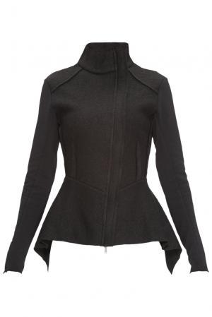 Куртка 154296 Project4friends. Цвет: черный