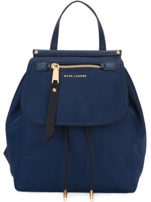 Рюкзак Trooper Marc Jacobs. Цвет: синий