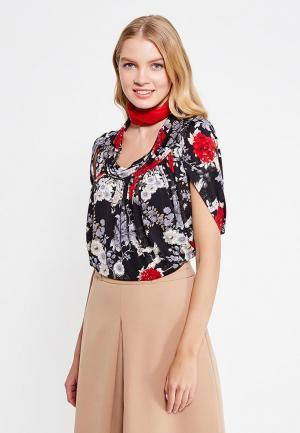 Блуза Levall. Цвет: разноцветный