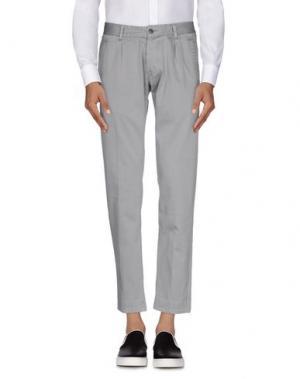 Повседневные брюки MACCHIA J. Цвет: серый