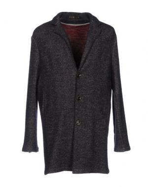 Пальто JEY COLE MAN. Цвет: темно-синий