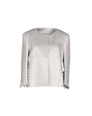 Пиджак L' AUTRE CHOSE. Цвет: светло-серый
