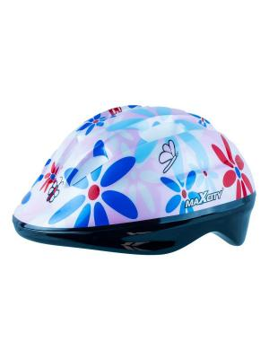 Роликовый шлем BABYBUG MAXCITY. Цвет: розовый, голубой