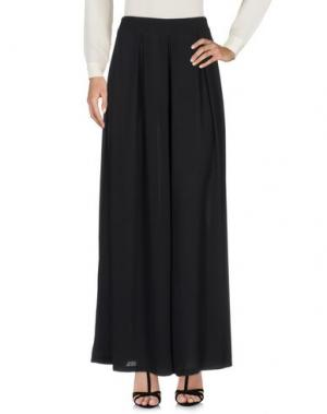 Длинная юбка FREE FOR HUMANITY. Цвет: черный