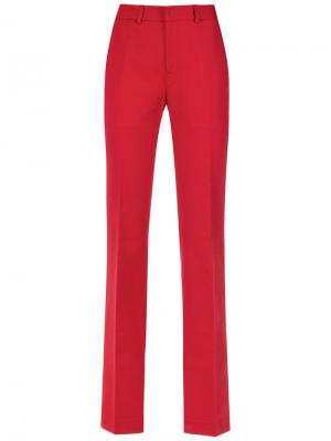 Straight leg tailored trousers Tufi Duek. Цвет: none
