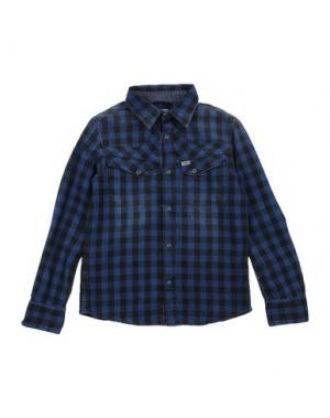 Pубашка EDDIE PEN. Цвет: синий
