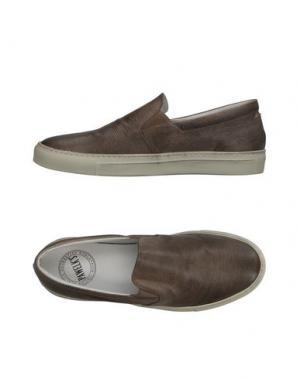 Низкие кеды и кроссовки PAWELK'S. Цвет: серый