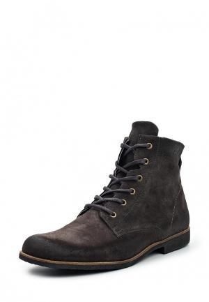 Ботинки Nobrand. Цвет: серый
