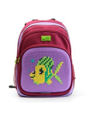 Рюкзак KIDS 4All. Цвет: сиреневый, малиновый