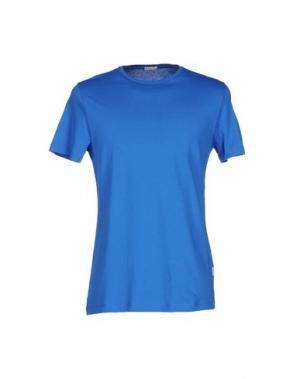 Футболка BLUEMINT. Цвет: ярко-синий