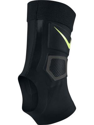 Бандаж голеностопный NK HYPRSTRNG STRK ANKL SLV Nike. Цвет: черный, желтый