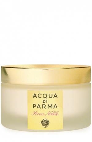 Парфюмированный крем для тела Rosa Nobile Acqua di Parma. Цвет: бесцветный