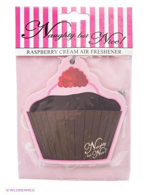 Освежитель воздуха Raspberry Cupcake Kawaii Factory. Цвет: розовый