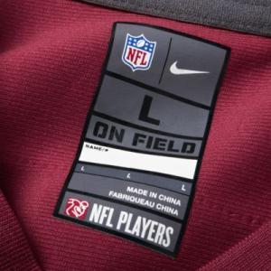 Мужское джерси для американского футбола игры на своем поле NFL Arizona Cardinals (Patrick Peterson) Nike. Цвет: красный