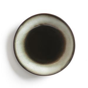Комплект из 4 мелких тарелок керамики Tadefi AM.PM.. Цвет: каштановый