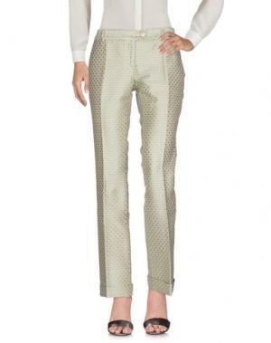 Повседневные брюки MÊME by GIAB'S. Цвет: зеленый
