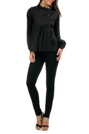Блуза Laklook. Цвет: черный
