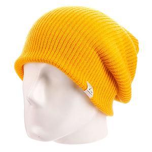 Шапка True Spin Native Winter Yellow TrueSpin. Цвет: желтый
