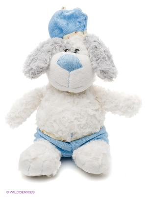 Собачка Плюш MAXITOYS. Цвет: белый, голубой, коричневый, розовый
