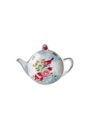 Подставка под чайный пакетик PATRICIA. Цвет: розовый
